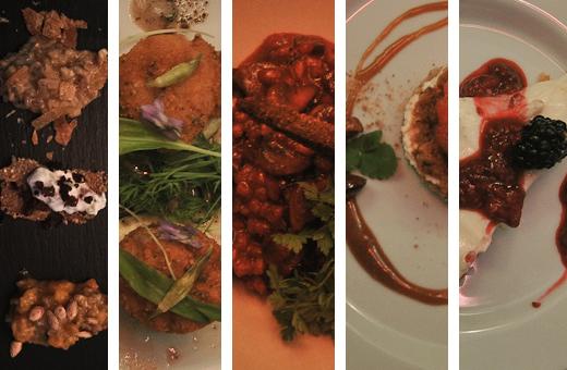 Træf 6: En aften med mad i særklasse