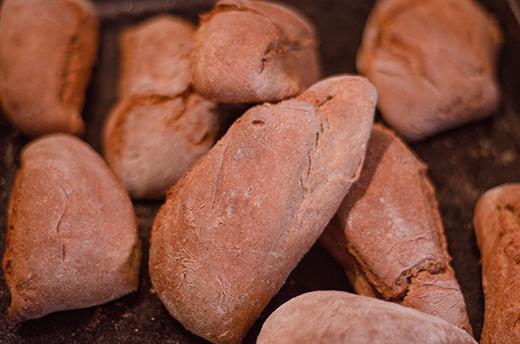 Hurtigt og lækkert brød